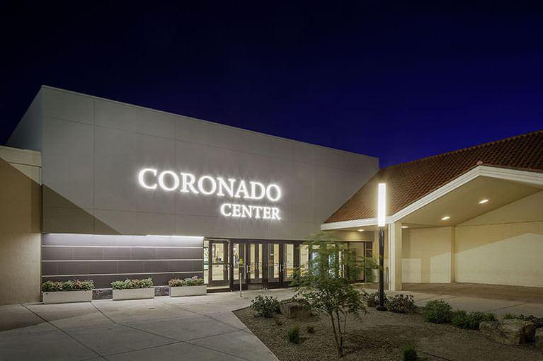 Coronado Center Shopping Mall In Albuquerque Nm