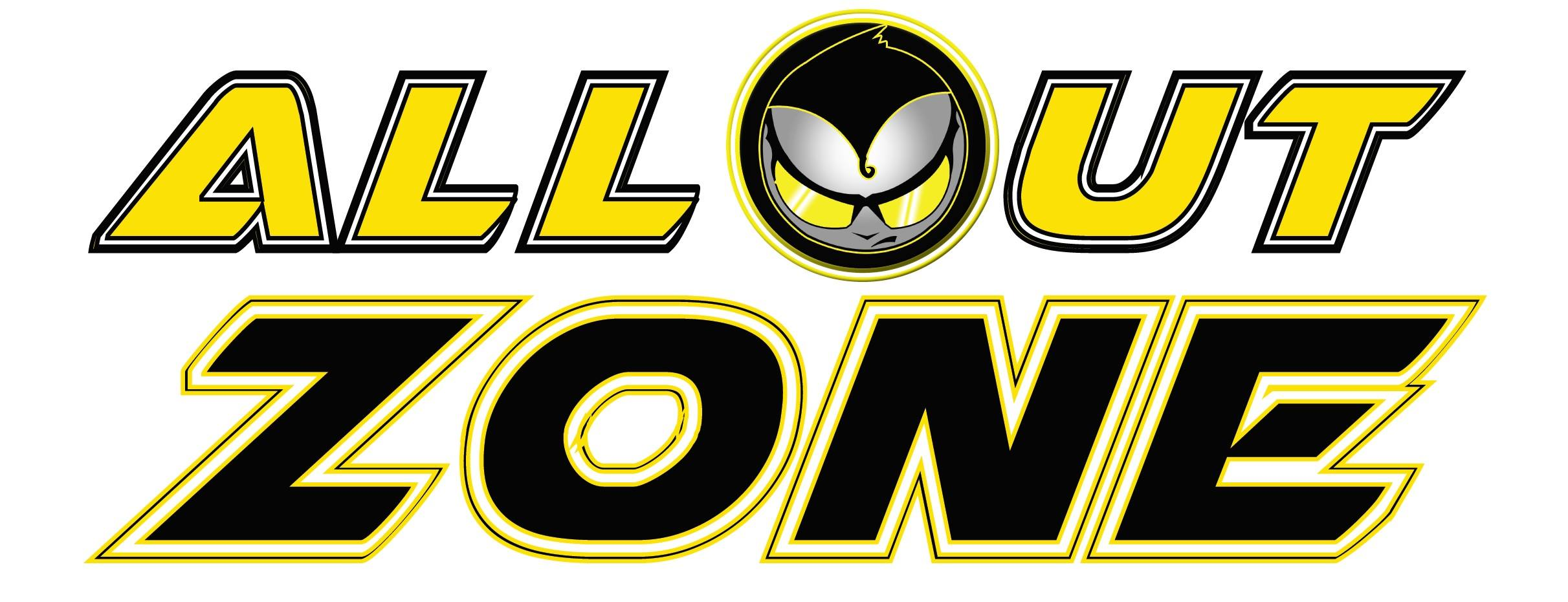 All Out Zone Logo